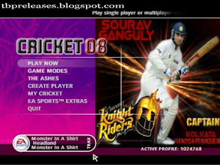 EA Sports Cricket 2008