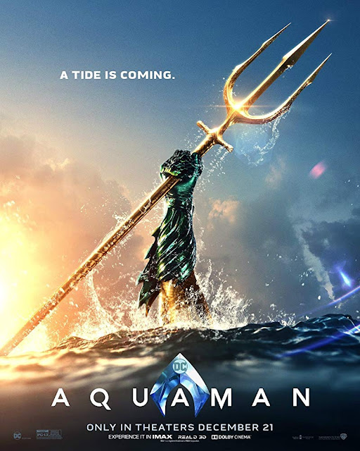 Aquaman 2018 movie ppster