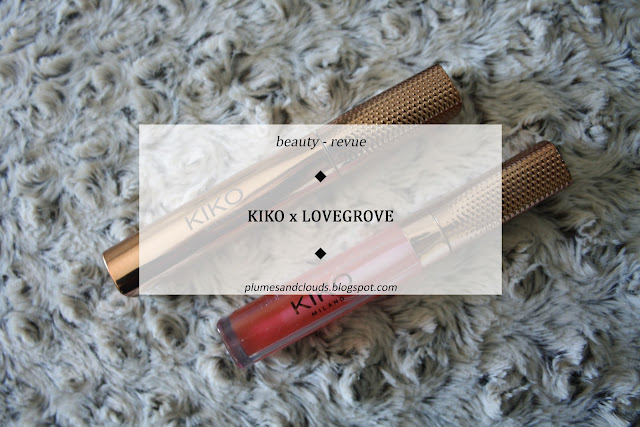 Découverte nouvelle collection make-up Kiko