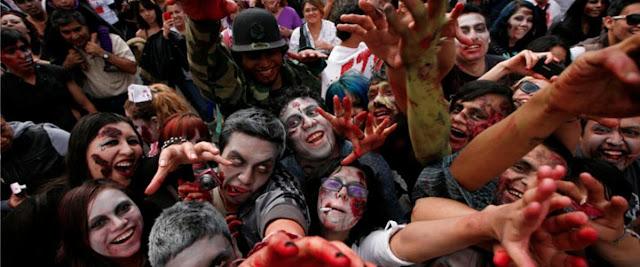 ¿Sabías que existe el Día del Orgullo Zombi?