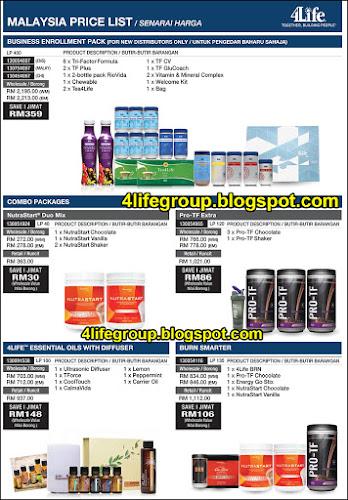 foto Senarai Harga 4Life Malaysia (4)