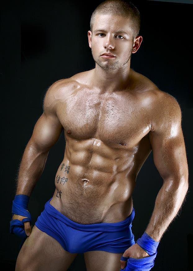 Anthony college physical gay these michigan 4