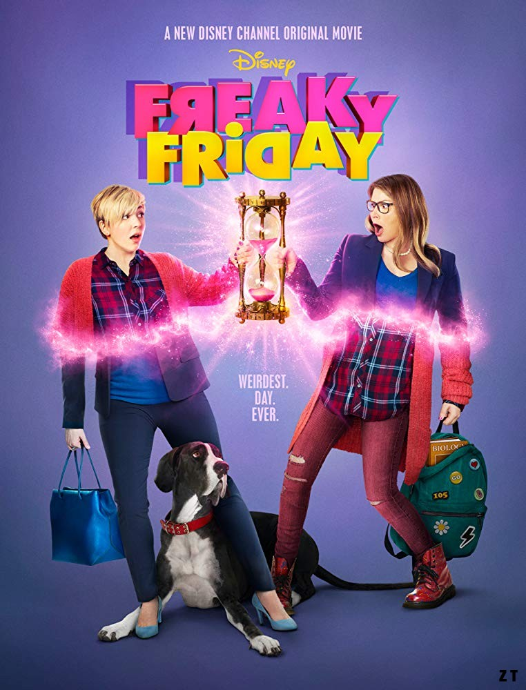 Freaky Friday [HDRip] [Streaming] [Telecharger]