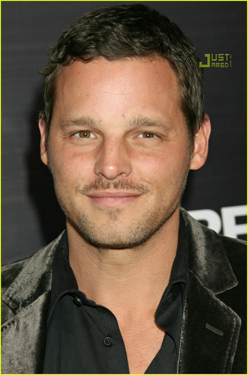 Imelda Mcconnell: justin chambers background
