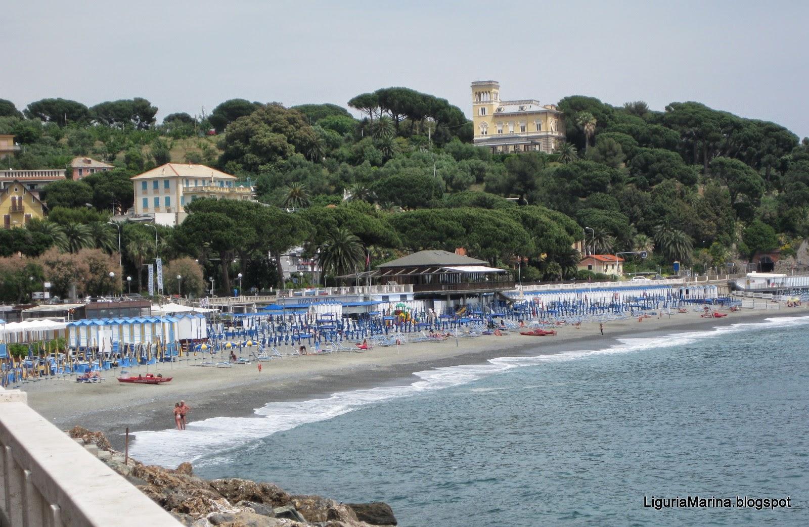 LiguriaMarina Celle Ligure