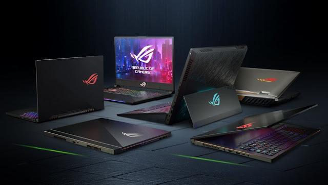 شركة Asus تطلق أحدث أجهزتها الكمبيوتر للألعاب Mothership GZ700 و Zephyrus S GX701