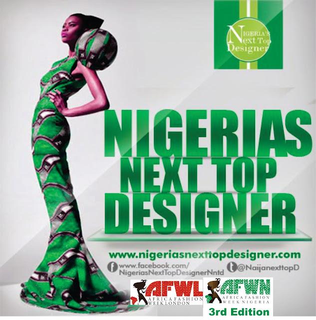 Nigeria's Next Top Desinger
