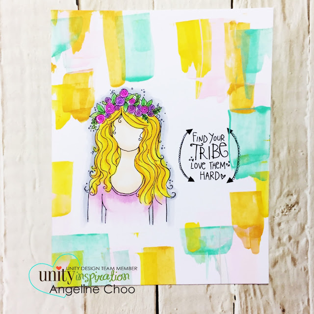 ScrappyScrappy: [NEW VIDEOS] New Planner Gals & Birthday Balloons with Unity Stamp #scrappyscrappy #unitystampco #card #cardmaking #papercraft #timholtz #copic #acrylicpaint #distresspaints #timholtz #quicktipvideo #mixedmedia #plannergal