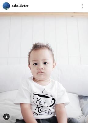 Anak Pertama Sabai Morscheck dan Ringgo Agus Rahman