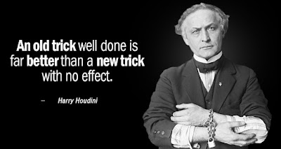 Harry Houdini Quotes