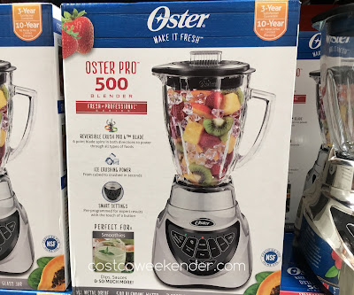 Oster Pro 500 Blender - Powerful and versatile, perfect for dips, sauces and salsas
