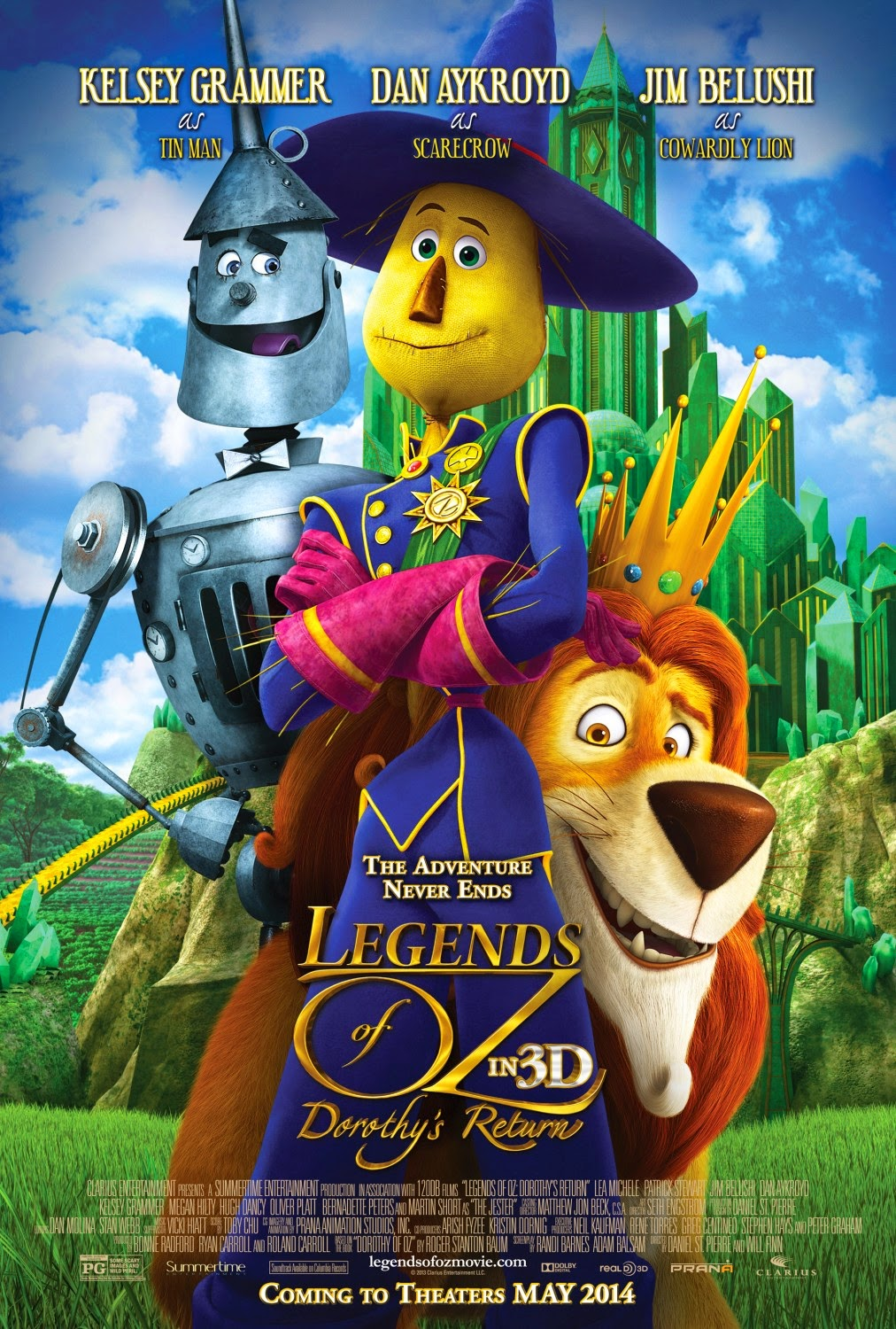 A Lenda de Oz - Full HD 1080p