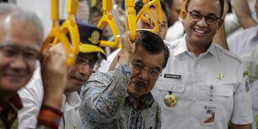 Wapres Jusuf Kalla: SBY Selalu Sempurna, Jokowi Ingin Detail