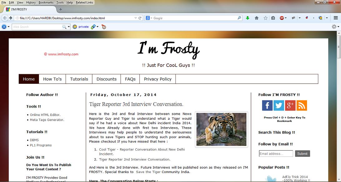 imfrosty, hardik pandya, i'm frosty