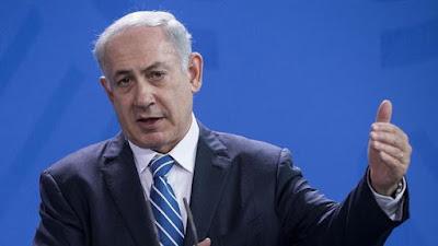 Netanyahu lançou a primeira pedra de novas casas na Judeia