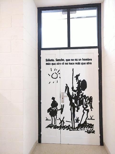 Porta de Lingua Castelá