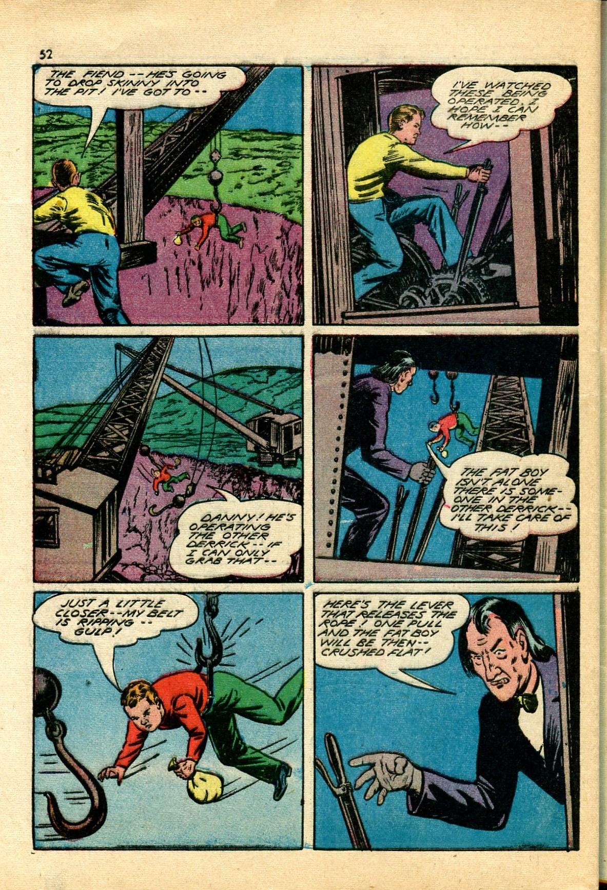 Read online Shadow Comics comic -  Issue #24 - 44