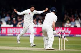 Mohammad Abbas England v Pakistan Cricket Blog