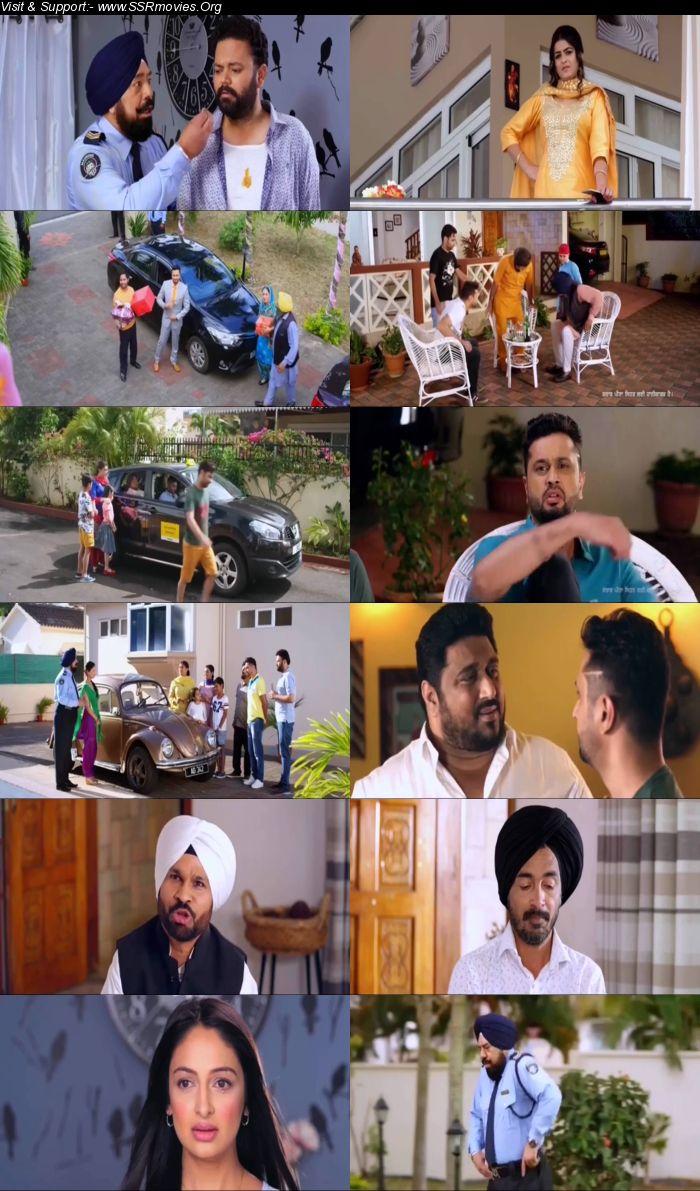 Laavaan Phere (2018) Punjabi 720p DTHRip x264