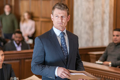 Philip Winchester in Chicago Justice