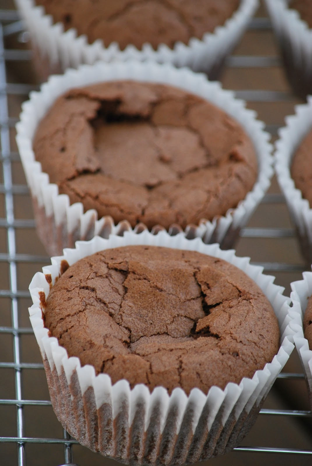 My Story In Recipes Brownie Cupcakes