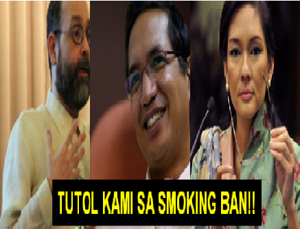 BREAKING NEWS: Rights Groups Reacts on Nationwide Smoking Ban
