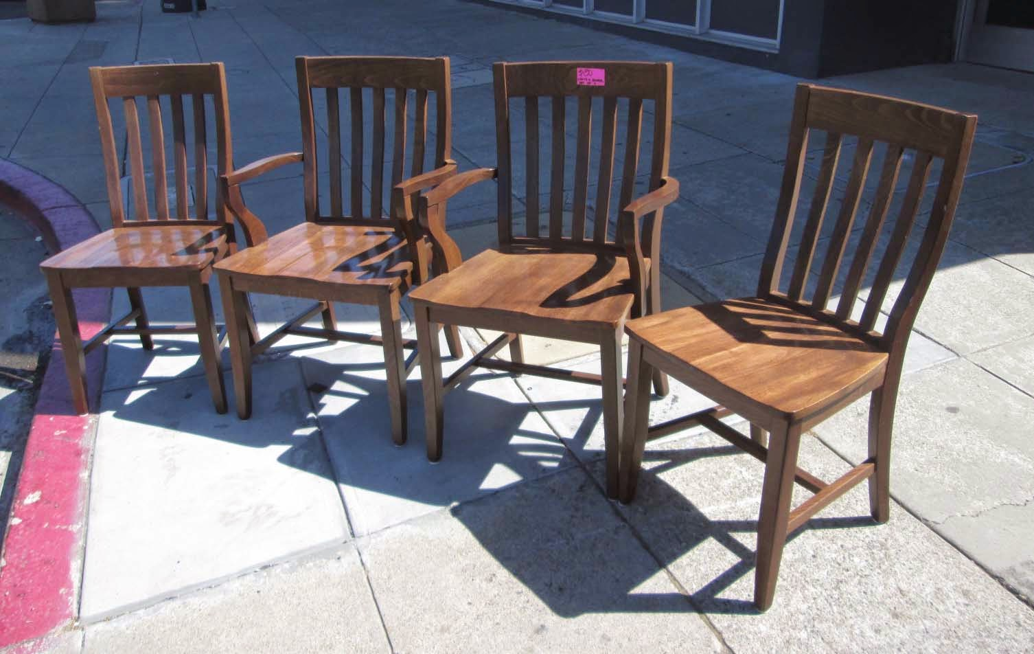 Barrel Dining Chairs Set Of 2 Wicker Walmart Uhuru Furniture And Collectibles Sold 4 Crate