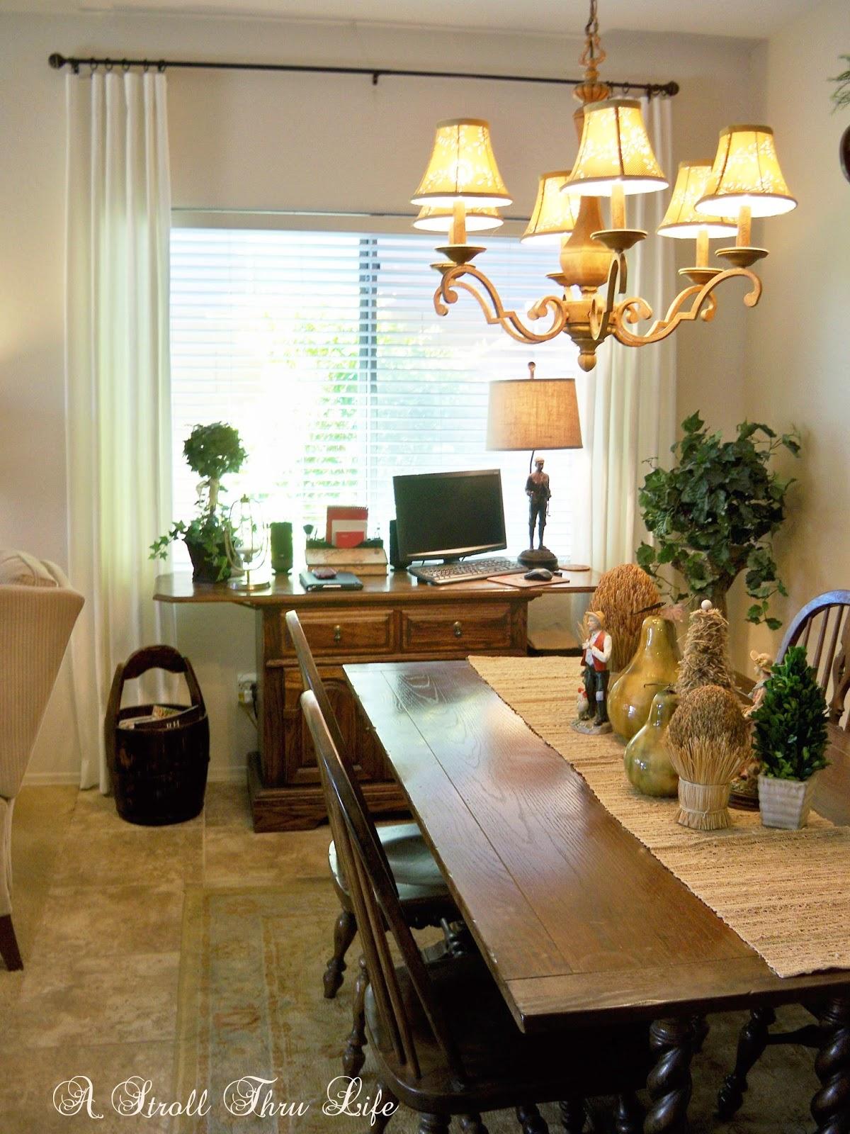 A Stroll Thru Life: Living Room Makeover Plan #2