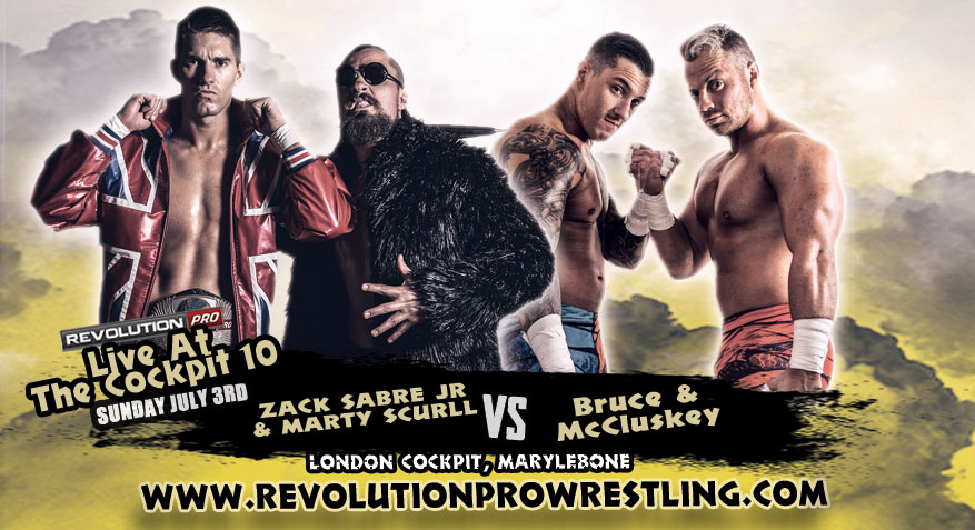 Across The Pond Wrestling: Live Event Review: RevPro Live at