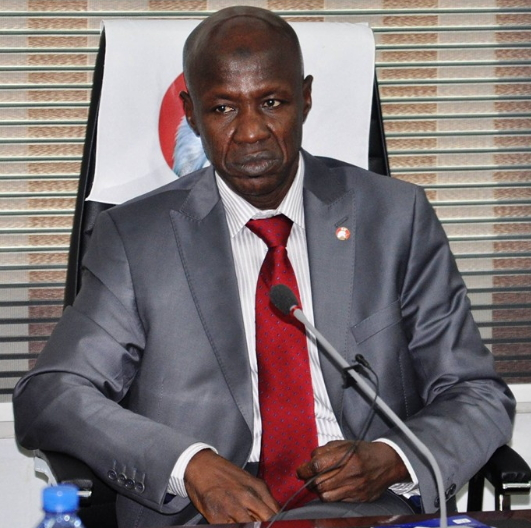 president buhari keep magu acting capacity