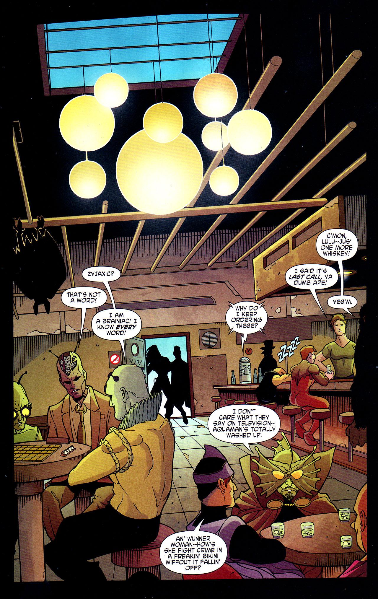 Read online Wonder Woman (2006) comic -  Issue #7 - 14