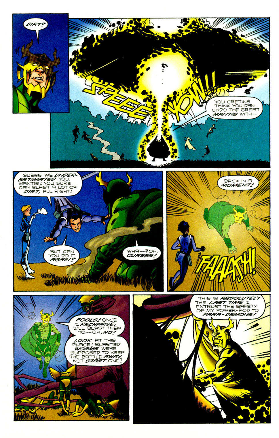 Legion of Super-Heroes (1989) 97 Page 17