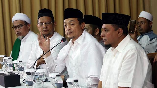 GNPF Tegaskan Hanya Fokus Mengadvokasi Ulama dan Aktivis Islam