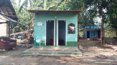 Gunung Munara Toilet Umum