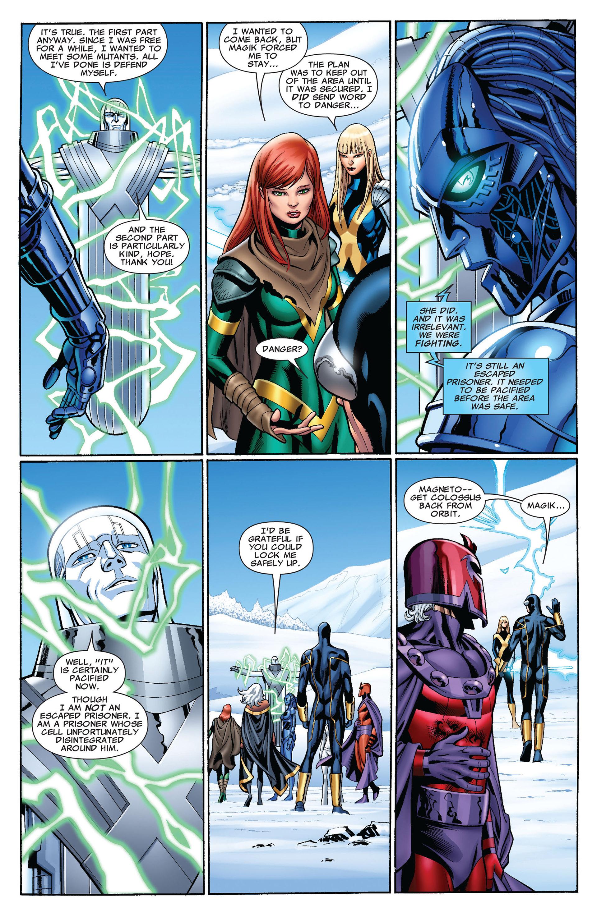 Read online Uncanny X-Men (2012) comic -  Issue #10 - 14