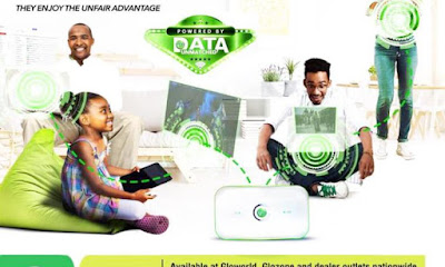 Check Out Glo unbeatable speed 4G LTE MiFi that gives 16GB of data