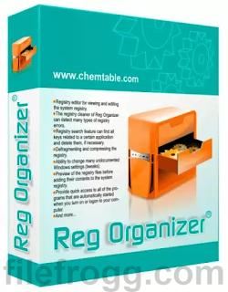 Reg Organizer Full Crack Serial Key