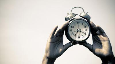 waktu terus berjalan