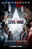 captain america civil war malaysia poster