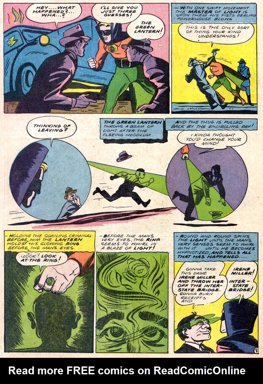 Read online All-American Comics (1939) comic -  Issue #30 - 10