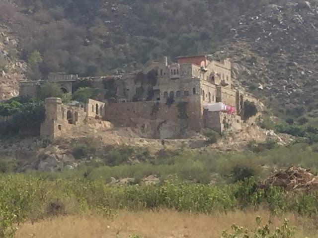 Dadhikar fort, alwar, rajasthan