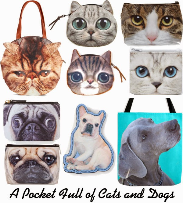 A Pocket Full Of Cats And Dogs By Azurafae