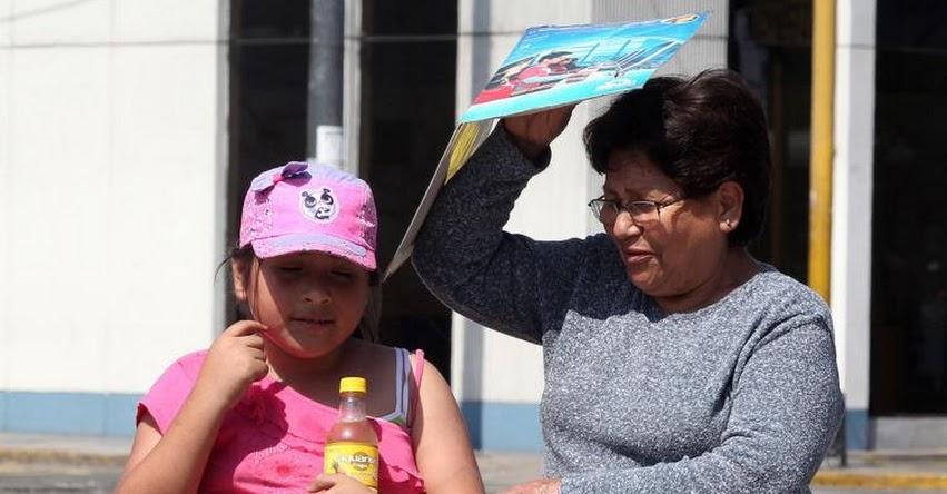 MUCHO CUIDADO: Perú afrontará la radiación solar más alta del mundo en febrero