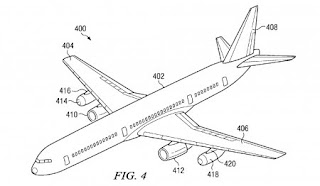 A350 XWB News: Boeing patent application considers battery ...