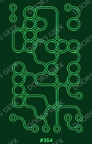Cheats, Solutions, Walkthrough for Infinite Loop Level 354
