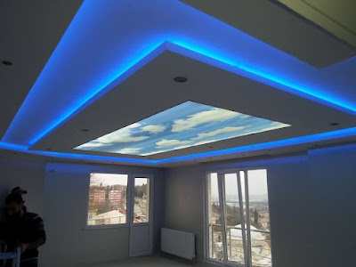 marvelous indirect ceiling lighting with LED