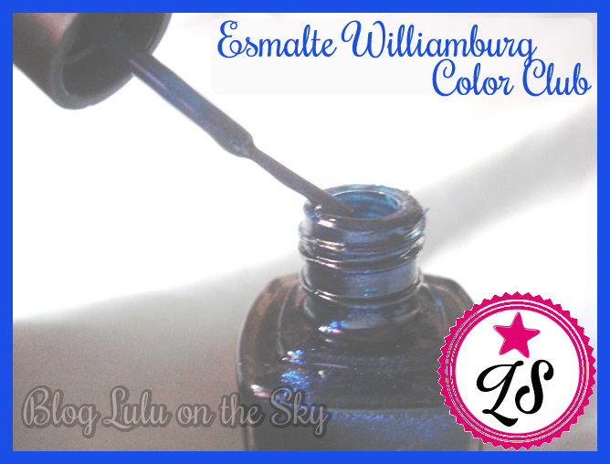 Esmalte Color Club Williamsburg - Océane Femme - blog luluonthesky