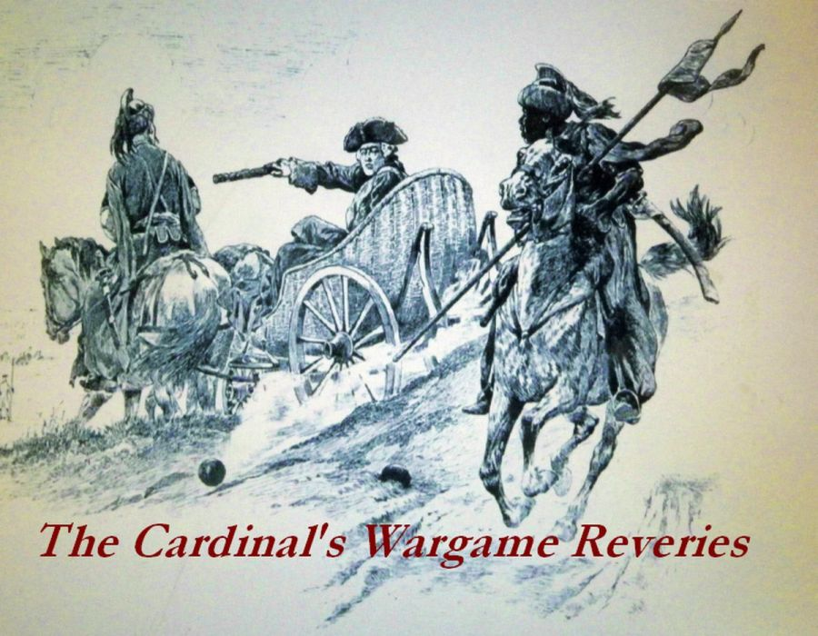 The Cardinal's Wargame Reveries