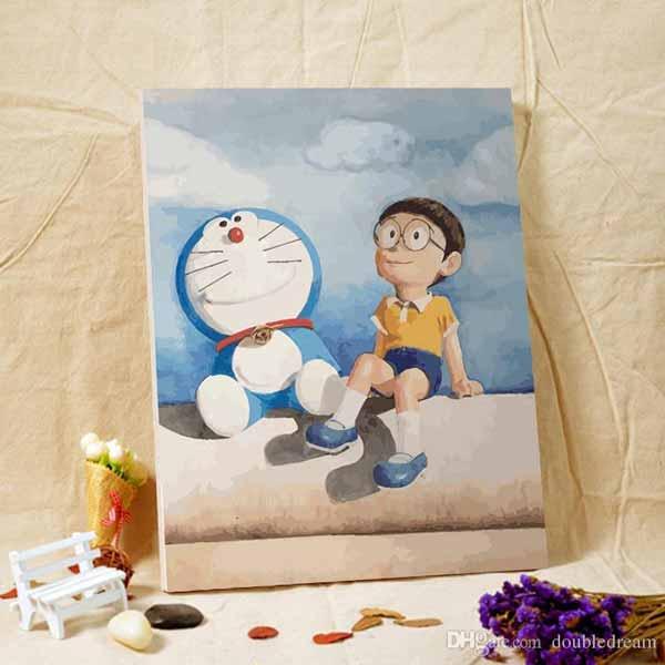 75 Gambar Doraemon Lucu Bersama NobitaShizukaJayen
