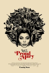 Proud Mary - Poster & Trailer